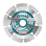 Cumpara ieftin Disc debitare beton Total Industrial, 230 x 22 mm