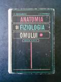 I. C. VOICULESCU, I. C. PETRICU - ANATOMIA SI FIZIOLOGIA OMULUI (1971)