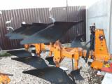 Plug reversibil 3 brazde (2+1) Huard