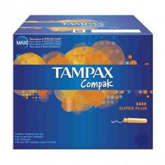 Tampon Super Plus Compak Tampax (22 uds)