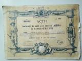 500 Lei 1922 Albina Sibiu / actiuni vechi Romania 08440