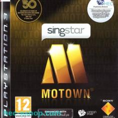 Joc PS3 Singstar Motown