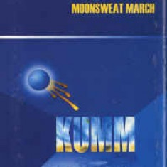 Caseta Kumm – Moonsweat March,  originala, rock