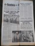 Ziarul Scanteia 27 iulie 1989