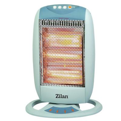 Radiator halogen Zilan, 1200 W, 3 trepte foto