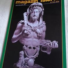 MAGAZIN ISTORIC NR. 6 (591) - IUNIE 2016
