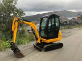 Mini excavator . JCB 8018 .Anul , 2006