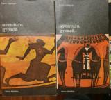 Aventura greaca, 1,2, P. Leveque