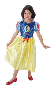 Costum Alba ca Zapada Fairytale