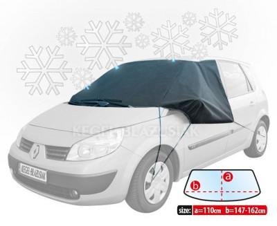 Husa parbriz impotriva inghetului Dacia Duster Maxi Plus 110x147-162cm, prelata parbriz Kegel foto