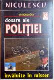 DOSARE ALE POLITIEI INVALUITE IN MISTER de V. P. BOROVICKA , 2003