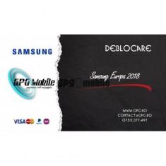 Deblocare Samsung Europa Limitat 2018