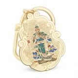 Amuleta de protectie Kwan Kung (kuan kung)