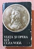 Viata si opera lui Cuza Voda. Editura Stiintifica, 1970 - Constantin C. Giurescu, Alta editura
