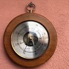 Barometru vechi german,forma sferica