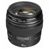 Obiectiv Canon EF 85mm f/1.8 USM - Tele