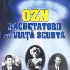 EMIL STRAINU - OZN ANCHETATORII AU VIATA SCURTA