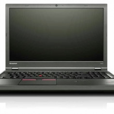 Laptop Lenovo Thinkpad W541, Intel Core i7 Gen 4 4710MQ 2.5 GHz, 8 GB DDR3, 960 GB SSD NOU, Placa Video NVIDIA Quadro K1100M, Wi-Fi, Bluetooth, WebCam