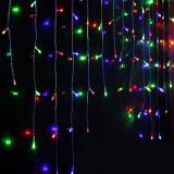 Instalatie tip turturi, 4 metri cu 100 de leduri – Lumina Multicolora