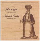 Arta si fum – seductia unui viciu / Art and Smoke – a seductive vice   Ucu Bodiceanu, Ancuta-Lacramioara Chis