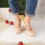Pantofi De Dama Sareni Bej 36 EU Bej