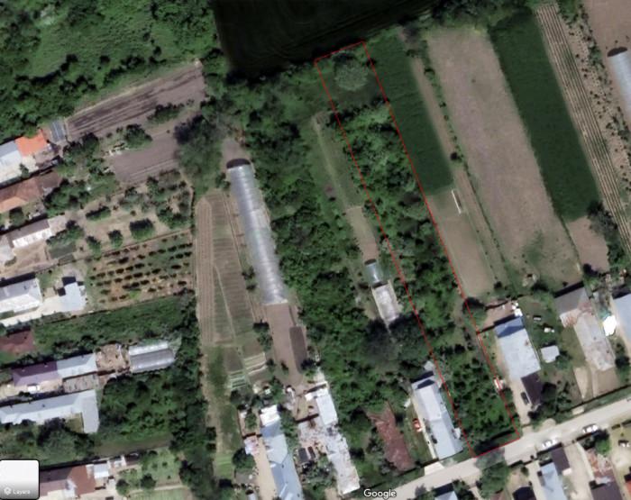 Vad teren intravilan comuna Tantava Giurgiu