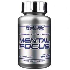 Mental Focus - Formulă pentru stimularea performanţei fizice şi mentale, 90 ca...