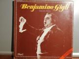 Benjamino Gigli – Belcanto Italiano – 2LP set (1974/EMI/RFG) - Vinil/Rar/Ca Nou, decca classics