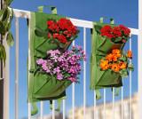 Cumpara ieftin Set 2 suporturi pentru plante Green Caitlyn