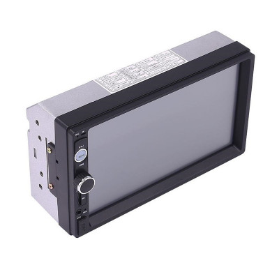Video player auto bluetooth 7020, LCD, telecomanda inclusa foto