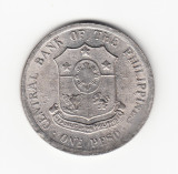 1 peso Filipine 1963 REPLICA