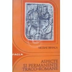 Aspecte si permanente traco-romane
