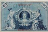 Bancnote Germania-100 marci 1908