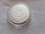 100 lei 1996 UNICEF, argint, proof!