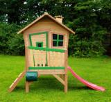 Casuta din lemn pentru copii Robin