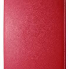 Husa tip carte rosie cu stand rotativa pentru Asus MeMO Pad 8 ME180A