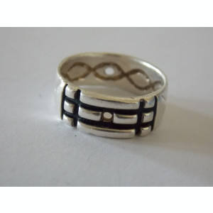 Inel argint vintage -2761