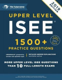 Upper Level ISEE: 1500+ Practice Questions