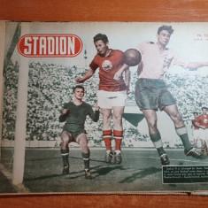 stadion iunie 1957-tenis,motociclism,fotbal,rugbysti romani,box,inot