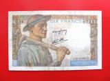 FRANTA  -  10 Francs 1943