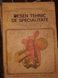 Desen tehnic de specialitate