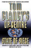 Tom Clancy - State of Siege ( TOM CLANCY'S OP CENTRE # 6 )