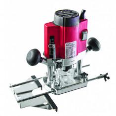 Freza electrica Raider, 1020 W, 8 mm, 32000 rpm, extractor de praf, viteza variabila