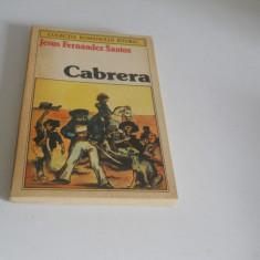 Cabrera - Jesus Fernandez Santos, Alta editura
