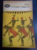 Comedia Magarilor - Plaut ,546633
