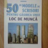 50 de modele de scrisori pentru gasirea unui loc de munca - F. LE BRAS