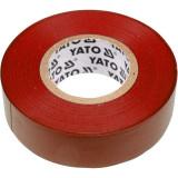 Yato - YT-8166 - Banda izolatoare, 19 mm, 20 m