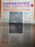 Saptamana 28 octombrie 1983