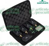 Set 4 Avertizori cu Statie EastShark SP-03 4+1cu valigeta