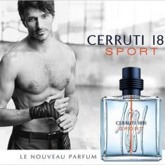 Cerruti 1881 Sport EDT 100ml pentru Bărbați produs fără ambalaj